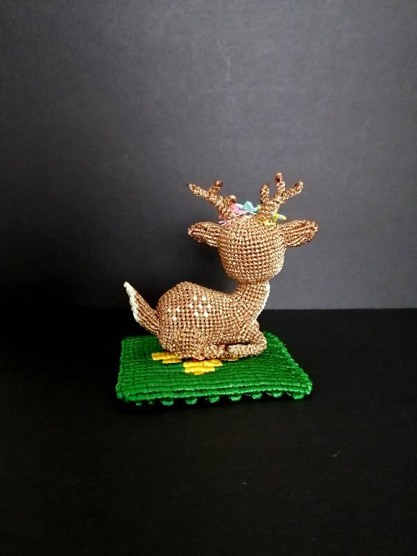 中国结论坛 一鹿相伴 一鹿相伴魔盒,一鹿相伴啥意思,一鹿有你一路相伴,鹿的美好寓意祝福,一鹿有你一生相伴 作品展示 132523kownn6m0mm5lne6o