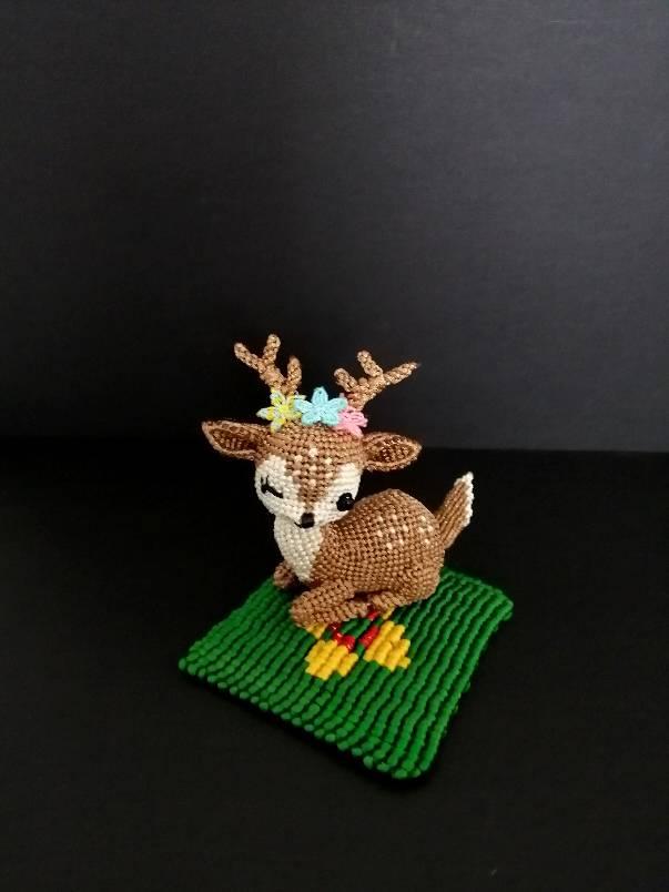 中国结论坛 一鹿相伴 一鹿相伴魔盒,一鹿相伴啥意思,一鹿有你一路相伴,鹿的美好寓意祝福,一鹿有你一生相伴 作品展示 132527y9gfp884cpvd0o5o