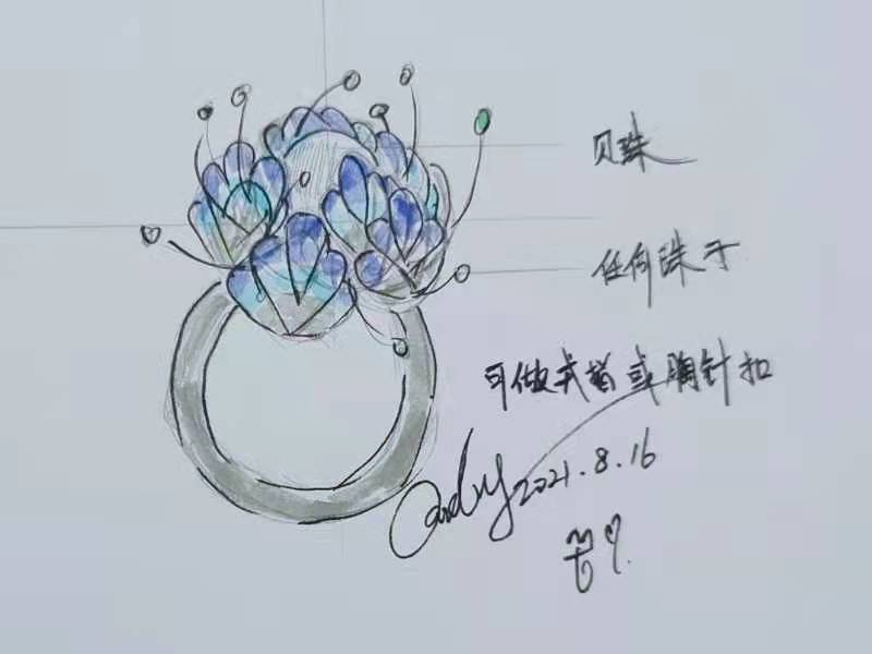 中国结论坛 花花胸针---花娘 花胸针图解,花花姑娘之魔法花园,日本花花花姑娘 作品展示 192417aa022dnzlv44pnls