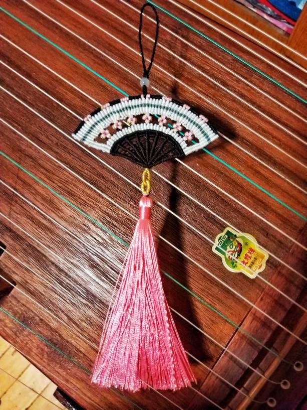 中国结论坛 桃花扇~ 桃花扇余韵,桃花扇却奁 作品展示 163456eh796gragi8er9sh
