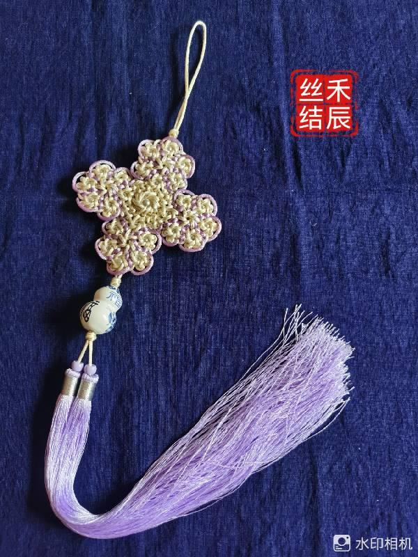 中国结论坛 传统挂饰 挂饰 作品展示 134324f41jcy4jqleocjas