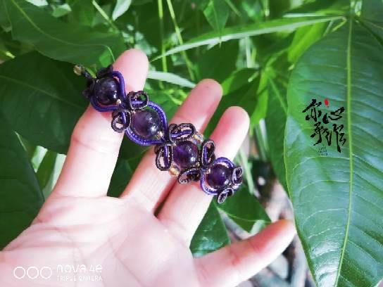 中国结论坛 紫水晶手链 手链,紫水晶手链的含义,紫水晶手链图片大全,真紫水晶手链图片 作品展示 132642ho4e1zeqcct8cl8t