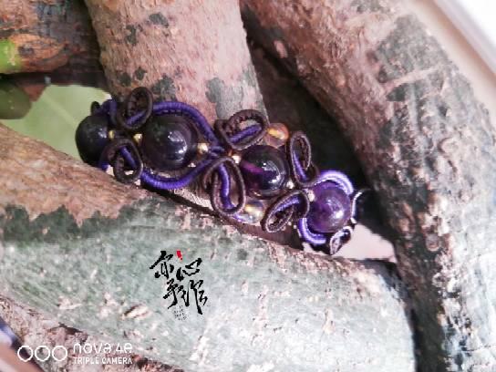 中国结论坛 紫水晶手链 手链,紫水晶手链的含义,紫水晶手链图片大全,真紫水晶手链图片 作品展示 132643au0apid0up54zfsd