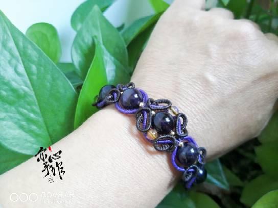 中国结论坛 紫水晶手链 手链,紫水晶手链的含义,紫水晶手链图片大全,真紫水晶手链图片 作品展示 132644mrrsgjzq4j1fgwqu
