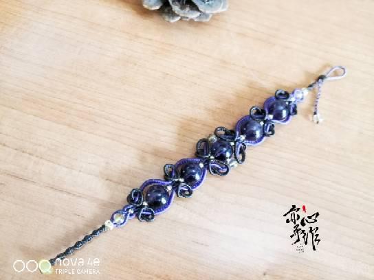 中国结论坛 紫水晶手链 手链,紫水晶手链的含义,紫水晶手链图片大全,真紫水晶手链图片 作品展示 132645e2gp32678888rzz6