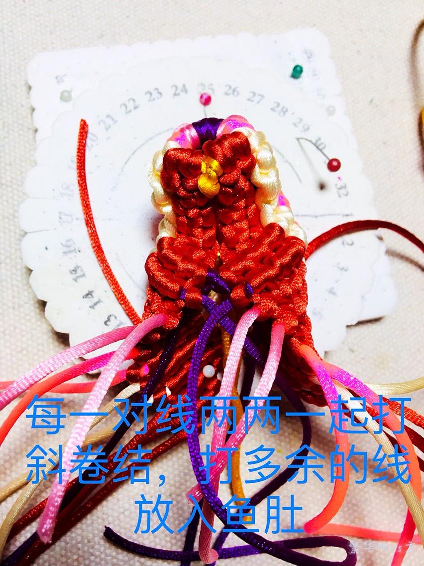 中国结论坛 记录小鱼制作过程 手工做鱼的方法幼儿园,小鱼的手工制作,小鱼手工折纸 图文教程区 215017h6c64v74fdf74apv