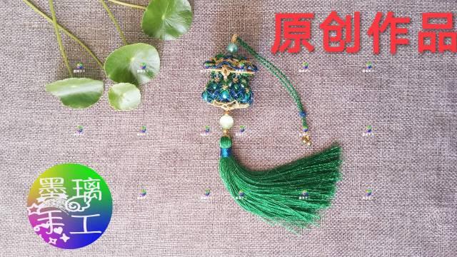 中国结论坛 原创手工编织葫芦香囊 古法荷包图纸尺寸,手工缝制小葫芦做法,用红布剪葫芦的步骤,葫芦香包的做法图解,葫芦荷包制作图解 作品展示 144736ccik66n5z9cni3mi