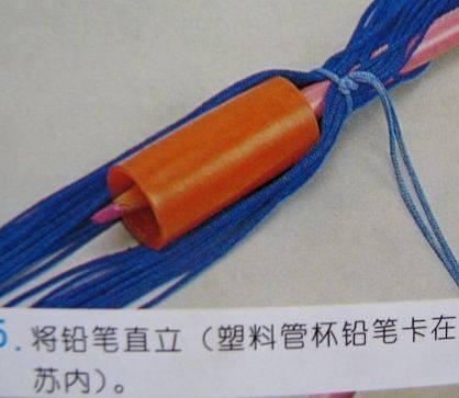 中国结论坛 流苏的编法及编法图解 分级达标 图文教程区 0904282300f89b700e74d0c27d