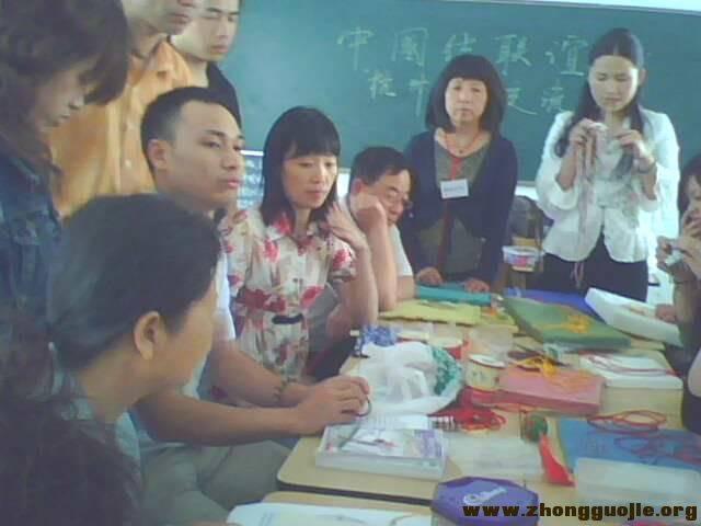 中国结论坛   结艺网各地联谊会 0905192304724f64aa725485a2
