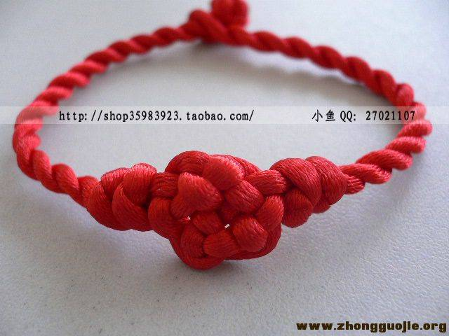 中国结论坛 新增红手绳14款  作品展示 090522205254957dd8a56d537f
