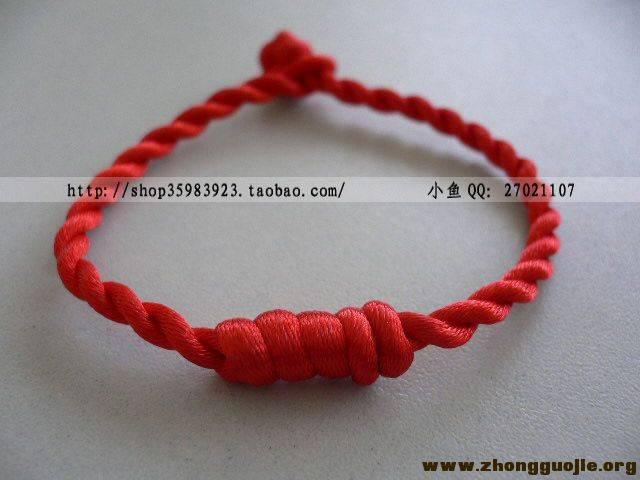 中国结论坛 新增红手绳14款  作品展示 09052220533c308fe3de3c4cc4
