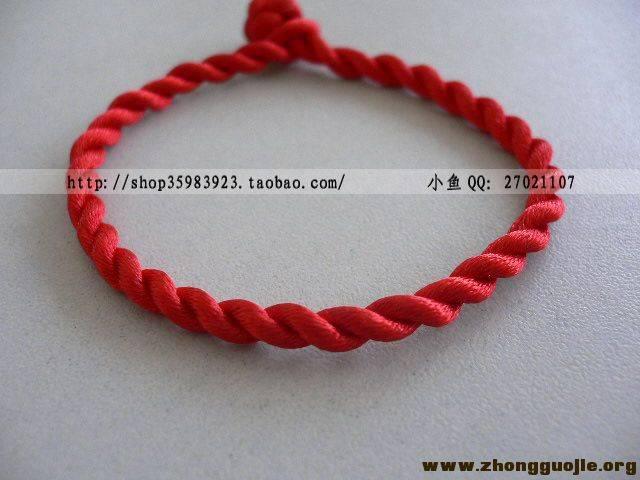 中国结论坛 新增红手绳14款  作品展示 09052220538eba97949ad0048e