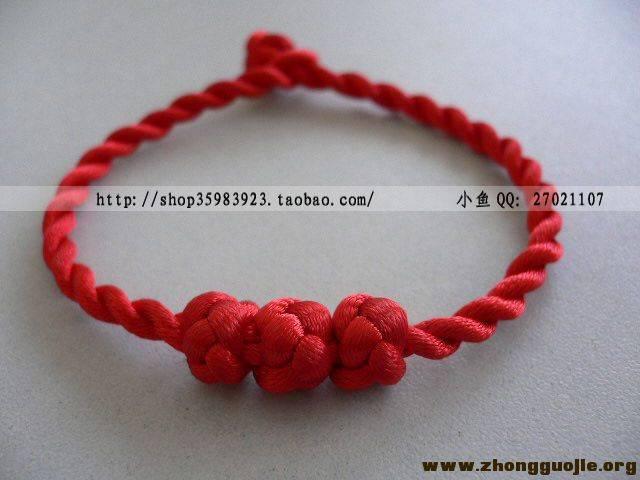 中国结论坛 新增红手绳14款  作品展示 090522205395cce4b6098ec63f