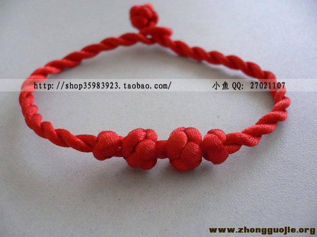 中国结论坛 新增红手绳14款  作品展示 0905222053f1ff0154cf100ae7