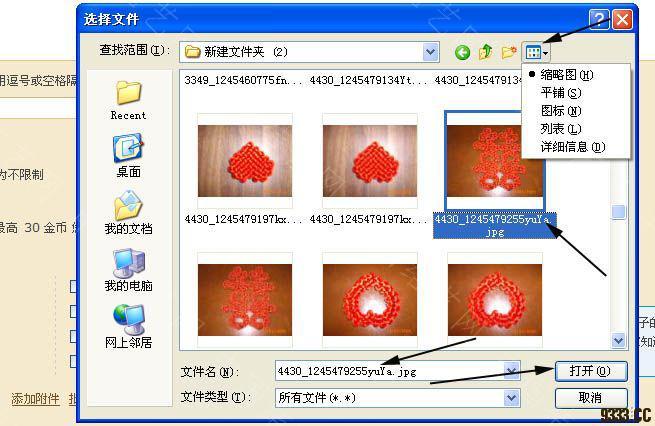 中国结论坛 第五课:如何发帖及上传作品图片  论坛使用帮助 09062921561cb31508e139335a