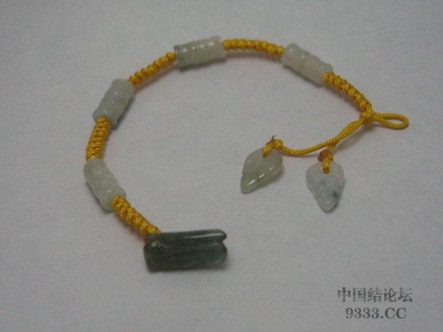 中国结论坛 宝宝手链 手链,简单的,简单,一款,这是 作品展示 090724093679e98b864e1cbad2