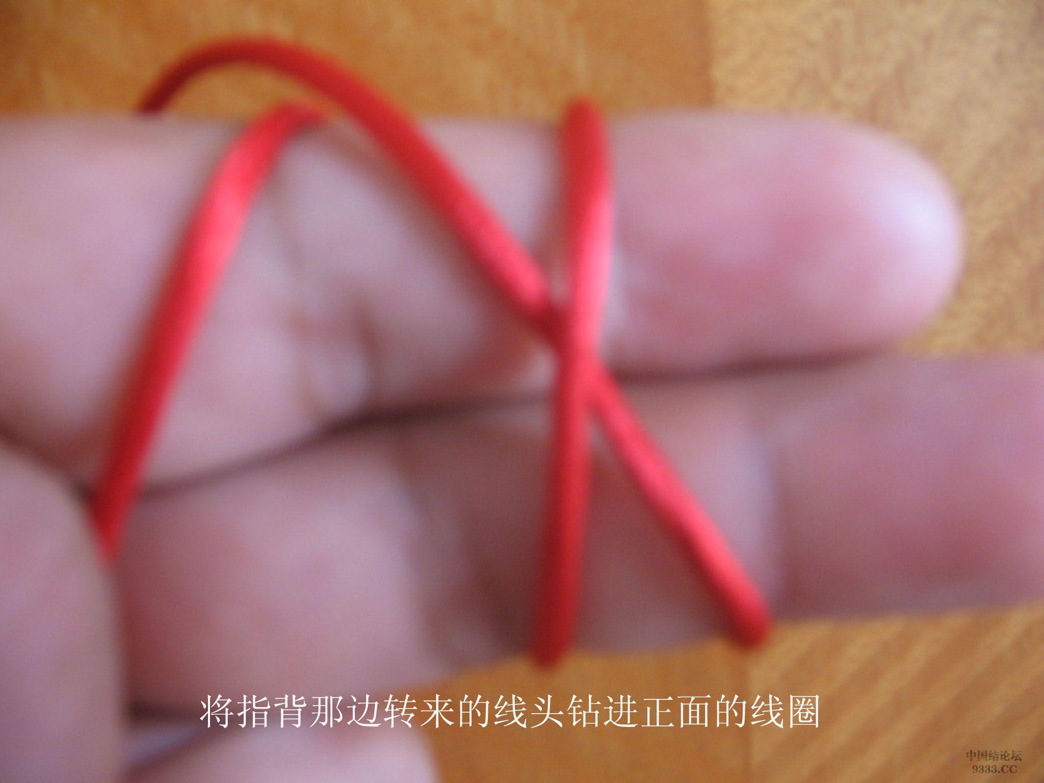 中国结论坛 原创-双钱结的快速编制方法 双钱结 基本结-新手入门必看 0907240955fc65655d606a4b0c