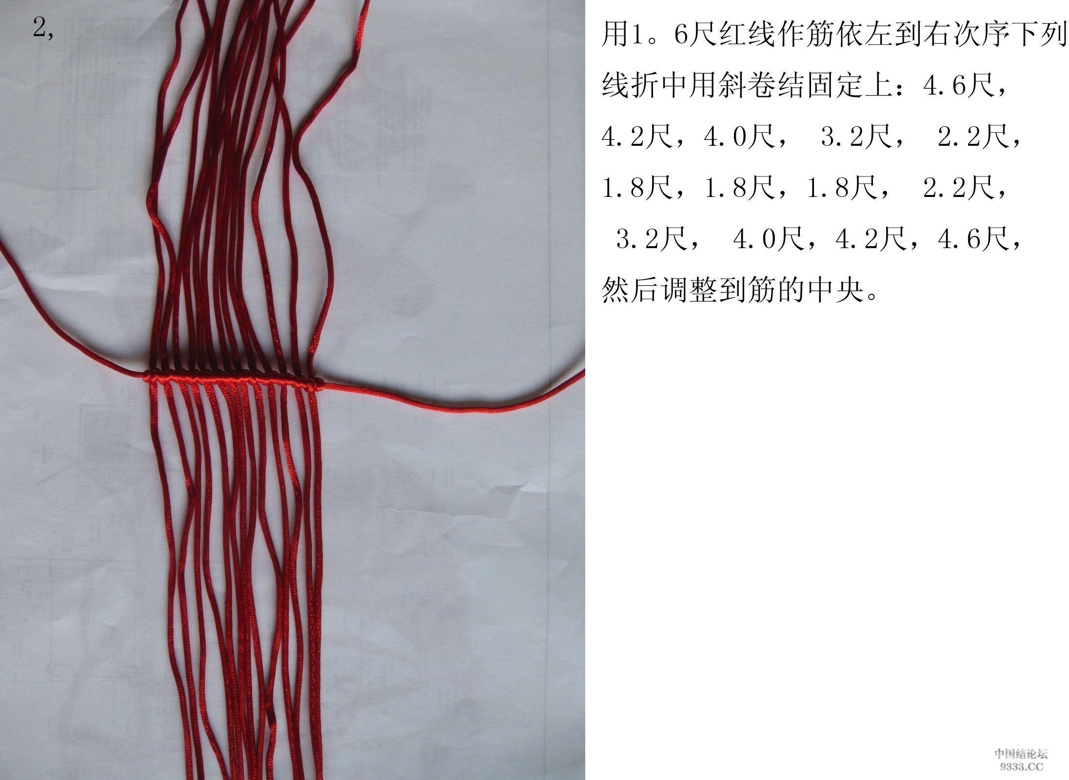 中国结论坛 我发一个鲤鱼教程  立体绳结教程与交流区 0909160709fe4da74d6c1bd946