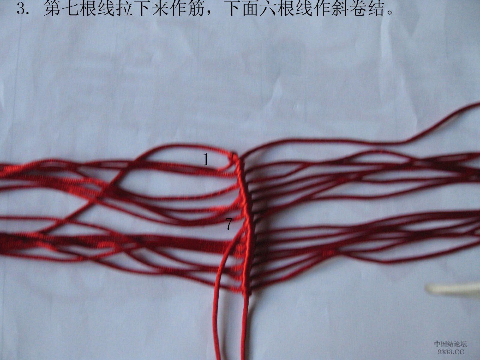 中国结论坛 我发一个鲤鱼教程  立体绳结教程与交流区 09091607109e7dc37b6491ef18