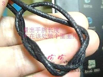 中国结论坛 简单的结艺串珠手链教程 手链,教程,手工珠子怎么穿的快,手工串珠最简单教程,串珠手链怎么做 图文教程区 09092917267dd5effdd048904e