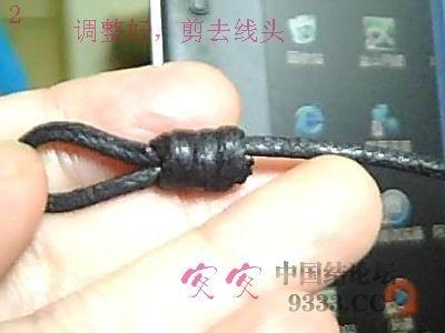中国结论坛 简单的结艺串珠手链教程 手链,教程,手工珠子怎么穿的快,手工串珠最简单教程,串珠手链怎么做 图文教程区 09092917267e229d4d1433ff77