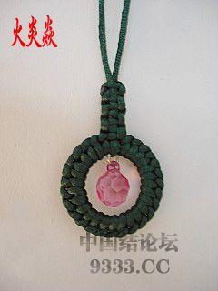 中国结论坛 我编的结 这是我,第一次,大家,指教,图片 作品展示 091006233153585b8b3b703cf5
