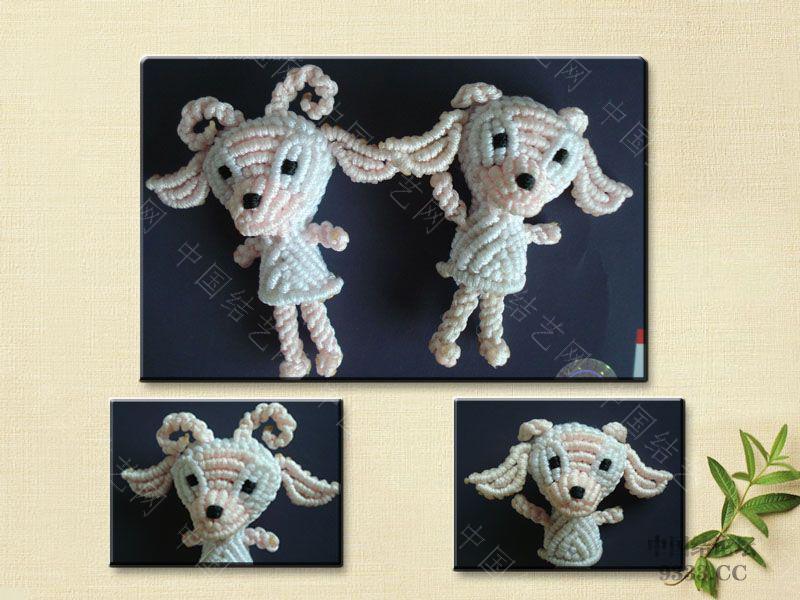 中国结论坛 小羊走线图 由祥,最后,羊走,线图,小羊 立体绳结教程与交流区 091014175473e5a4e4609cf0e1