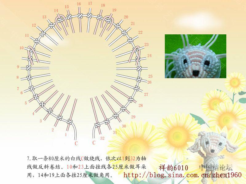 中国结论坛 小羊走线图 由祥,最后,羊走,线图,小羊 立体绳结教程与交流区 0910141754d5fe3d258d2f3927
