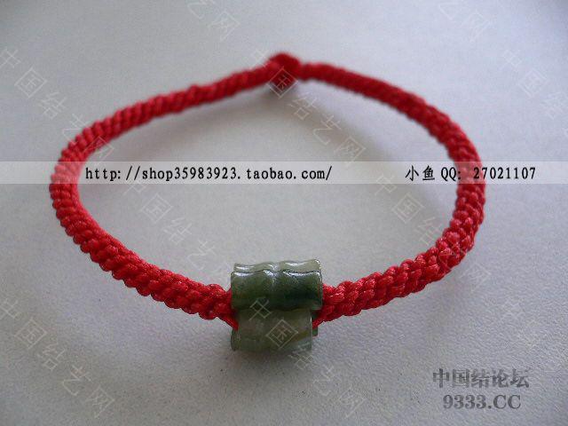 中国结论坛 新增红手绳14款  作品展示 1001120058313269fe9a8da729