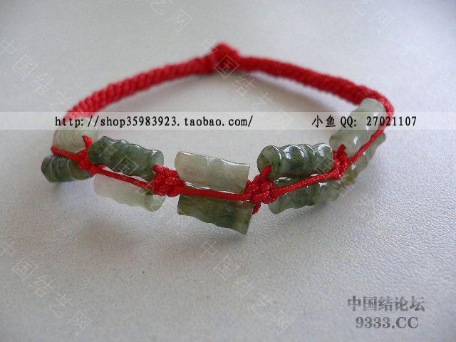 中国结论坛 新增红手绳14款  作品展示 10011200592418765245221a89