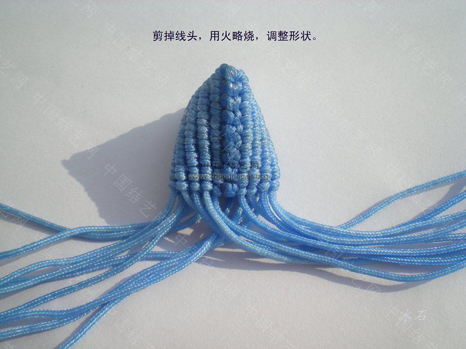 中国结论坛 简单的小粽子编制图  立体绳结教程与交流区 10011221300ef73394461c9aa9