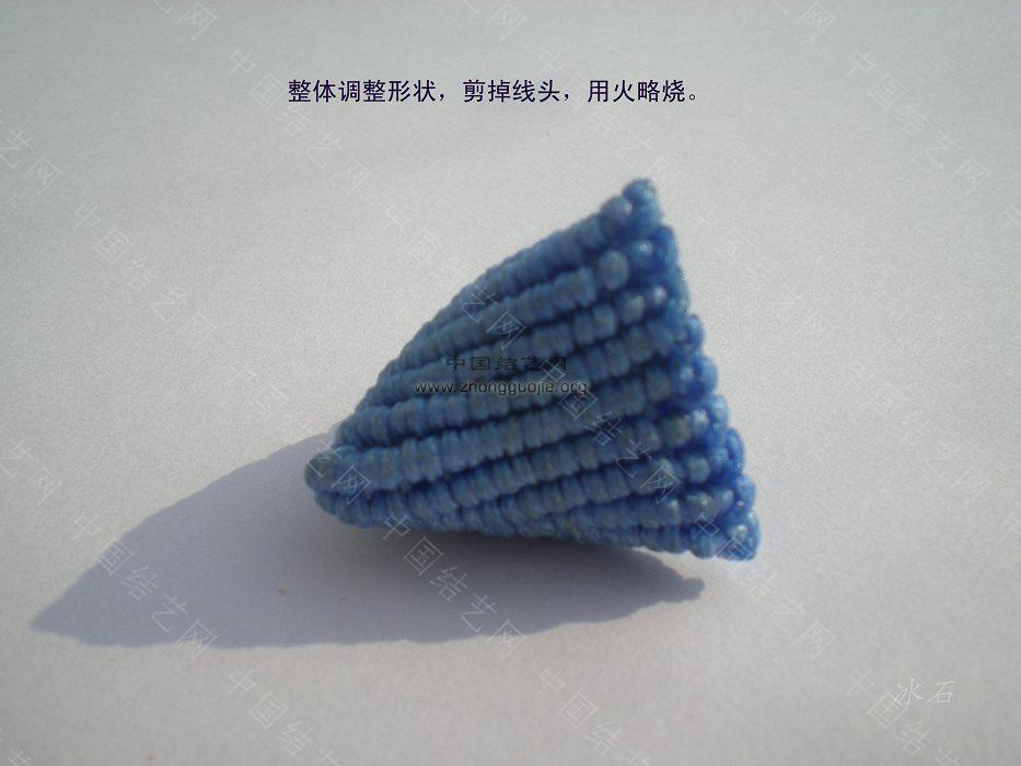中国结论坛 简单的小粽子编制图  立体绳结教程与交流区 10011221307e7ccee15894d94e