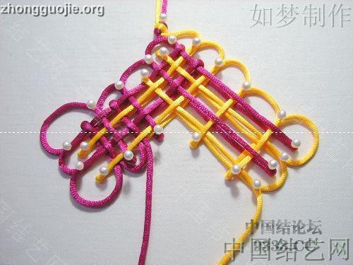 中国结论坛 4乘2謦结编法教程  基本结-新手入门必看 10011623232445d00fe72d8573