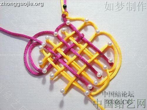 中国结论坛 三回复翼盘长编法教程  基本结-新手入门必看 100116233079d06af6ab9ef848