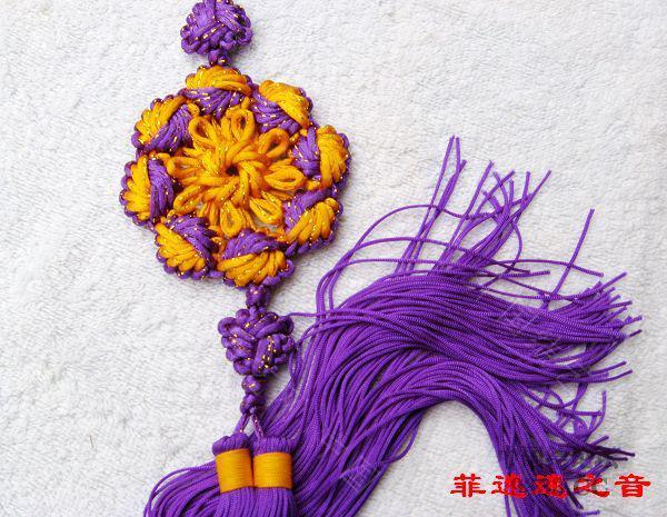 中国结论坛 菲迷迷之音的编结小记(持续更新)  作品展示 100119171934288614d532a2b1