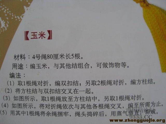 中国结论坛   立体绳结教程与交流区 100424172156c1e852db95cc7d