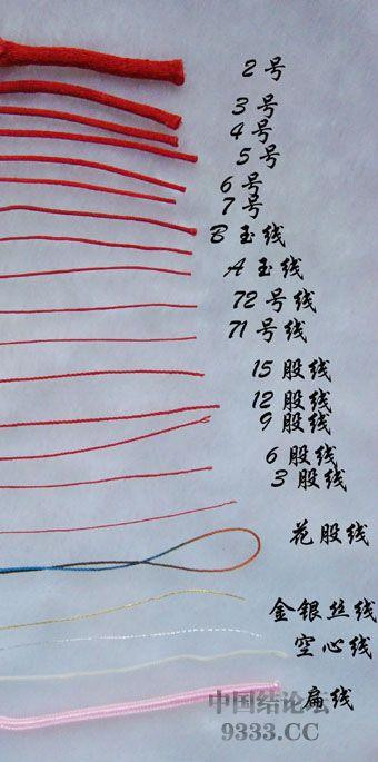 中国结论坛 中国结工具及线材基础知识 线材,中国结怎么挂,怎么编一个大中国结,中国结大图,盘螺是线材吗 结艺交流 1004271432514b027e184d14ab