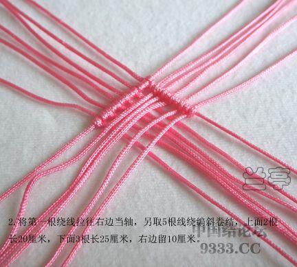 中国结论坛 心形戒指走线图来了  兰亭结艺 10042914397f6c2d524015094a