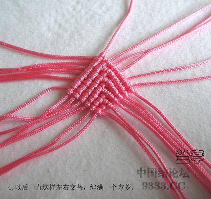 中国结论坛 心形戒指走线图来了  兰亭结艺 10042914398bdc63631cb3c13a