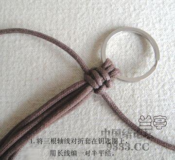 中国结论坛 男士钥匙扣-鱼(粗犷风)  作品展示 1005021219e31d604dc0fc8660