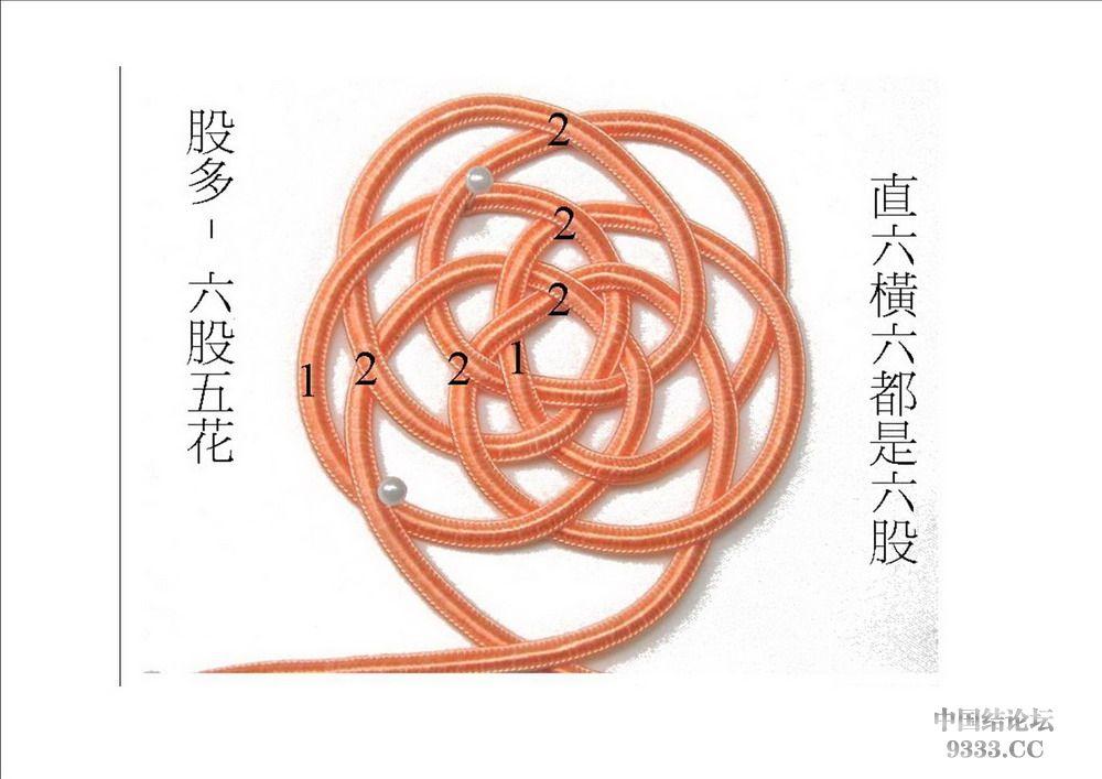 中国结论坛 基礎結(六) 六线吉他入门零基础,六项基础管理,八方结编法图解,激素六项什么时候做,各种结的编法图解 一线生机-杨朝宗专栏 1005081515f19e7df9c96a9446