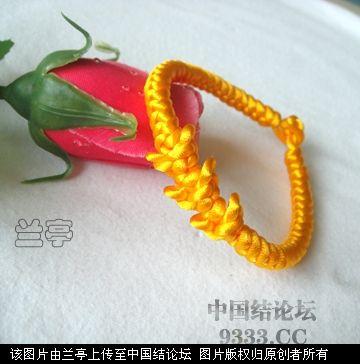中国结论坛 元宝结(正向,逆向)  兰亭结艺 100513120218d367e5a53d8520