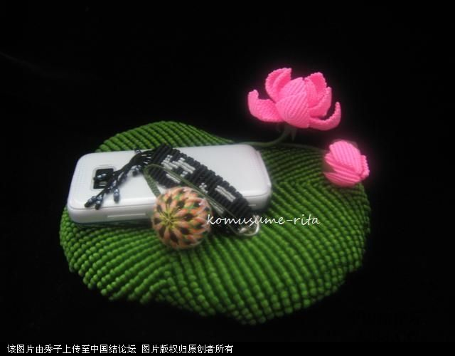 中国结论坛 我荷花的組合過程  立体绳结教程与交流区 10060518589332a1a32e6d3706