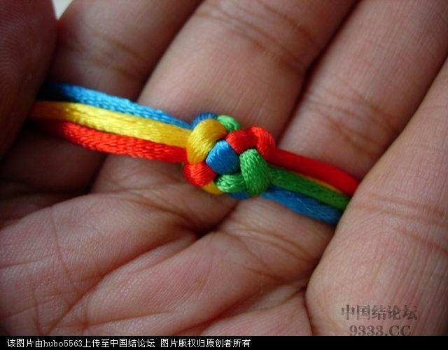 中国结论坛 我设计的(50种)纽扣结汇总  图文教程区 1006152040b363c17c57993f55