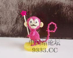 中国结论坛 【原创】自己设计的绳编玩偶  兰亭结艺 10062612017de416c5d84a6e0a