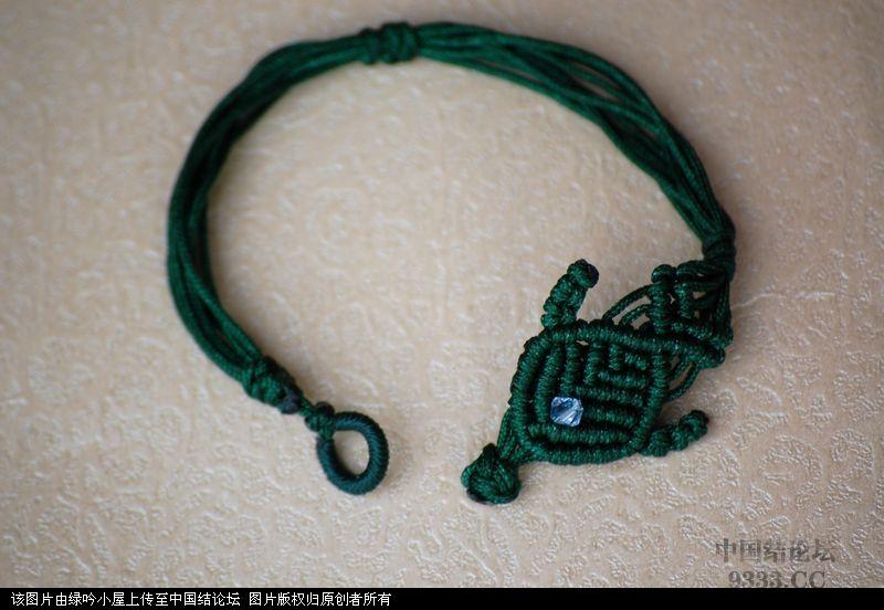 中国结论坛 小鱼手链  作品展示 10062616156966720bb33575d8