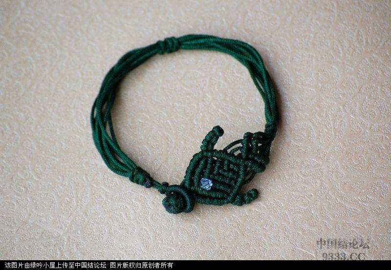 中国结论坛 小鱼手链  作品展示 1006261615b89fcec9f5cc3270