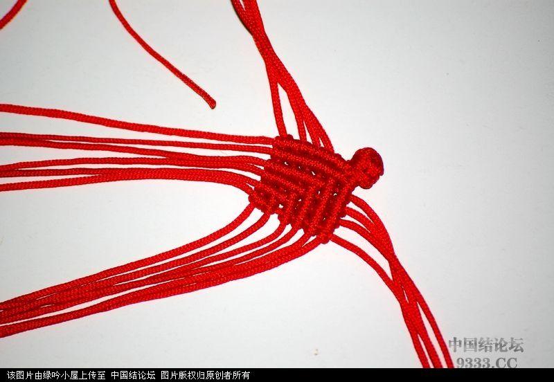 中国结论坛 原创小鱼手链教程  图文教程区 1007031137afbc727d8ff3a351