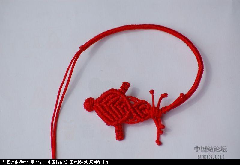 中国结论坛 原创小鱼手链教程  图文教程区 1007031137dabfeb7c4a5f6ad5