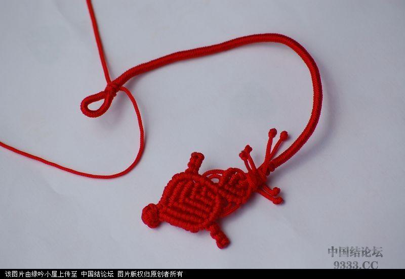 中国结论坛 原创小鱼手链教程  图文教程区 1007031137e8a8b1141ebaafca